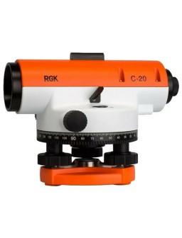 Аренда  оптического нивелира RGK модель