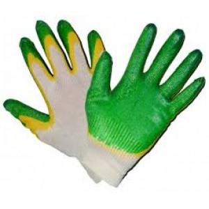Перчатки рабочие с обливом