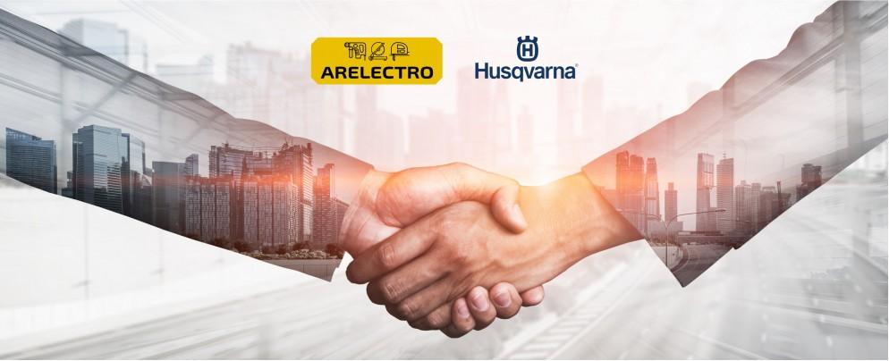 Мы - авторизованный сервис Husqvarna!